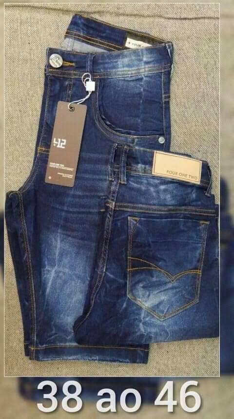 Short jeans masculinos