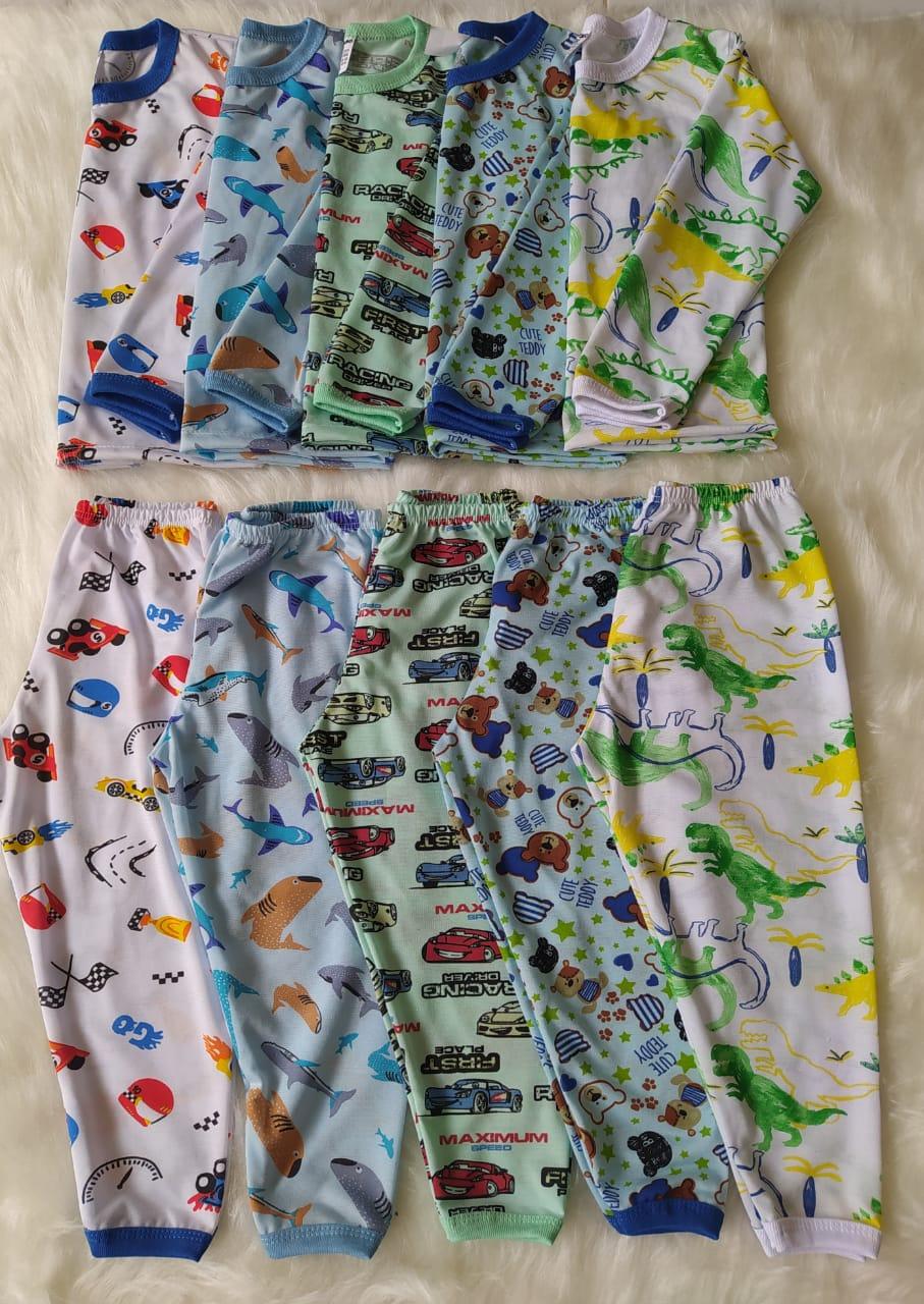 Pijamas infantil Travesso Kids
