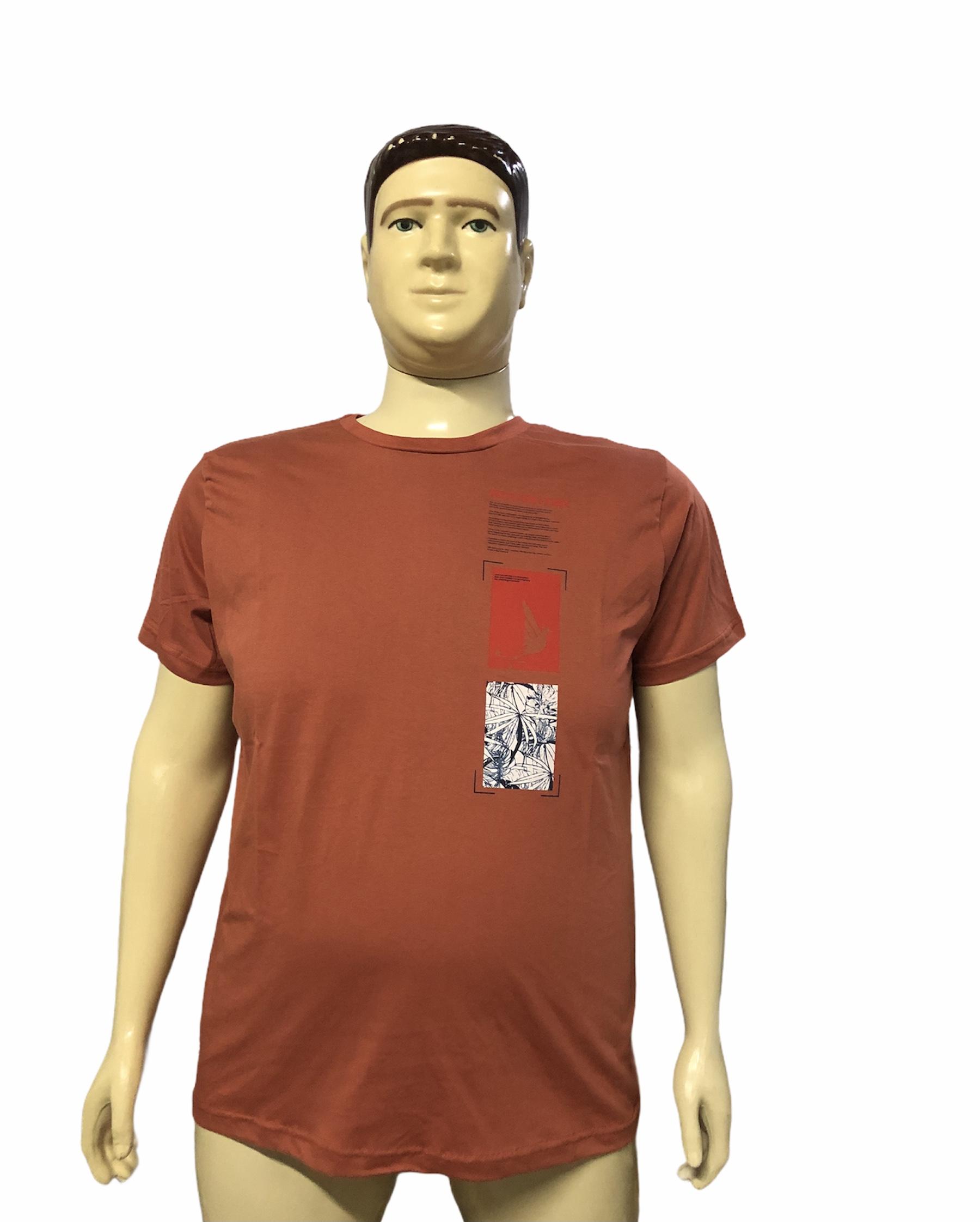 Camisas plus size