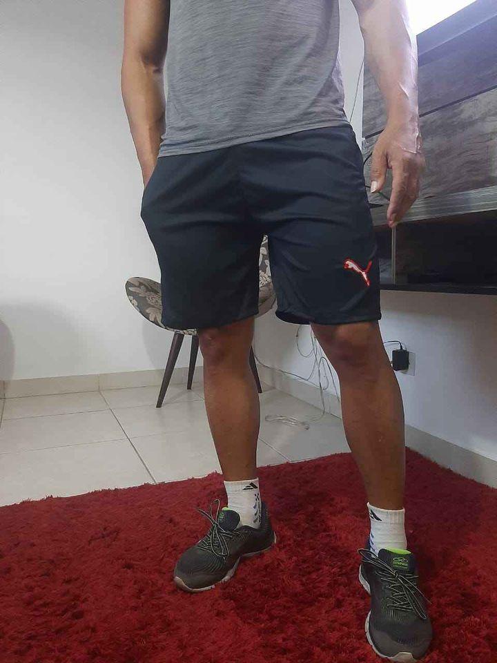 shorts masculino e femininos