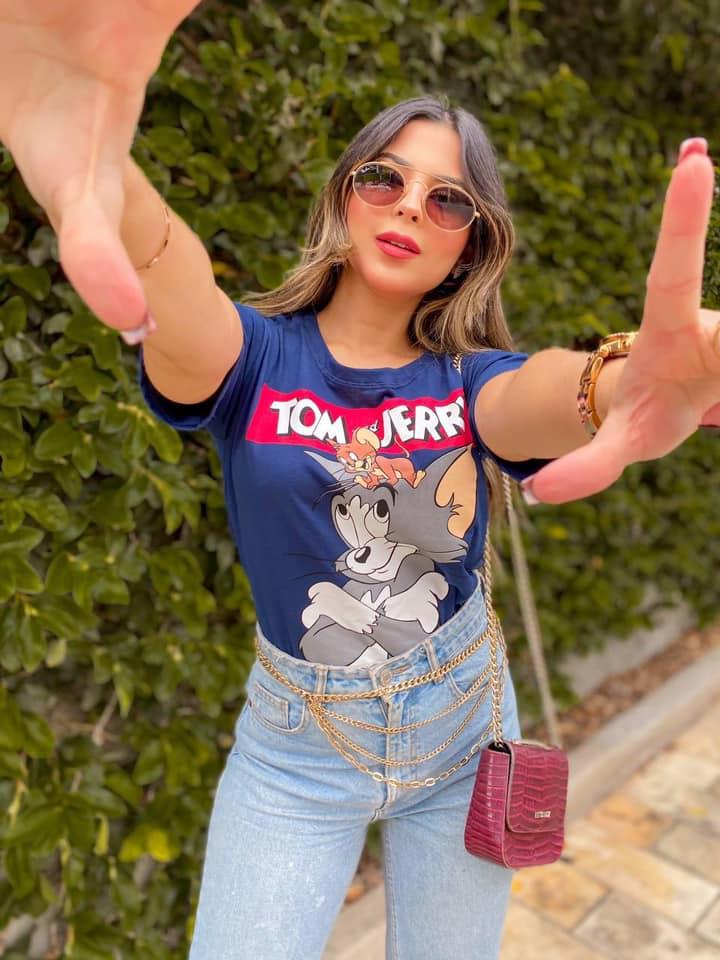 T-shirts e Croppeds, Virtuosa Fashion