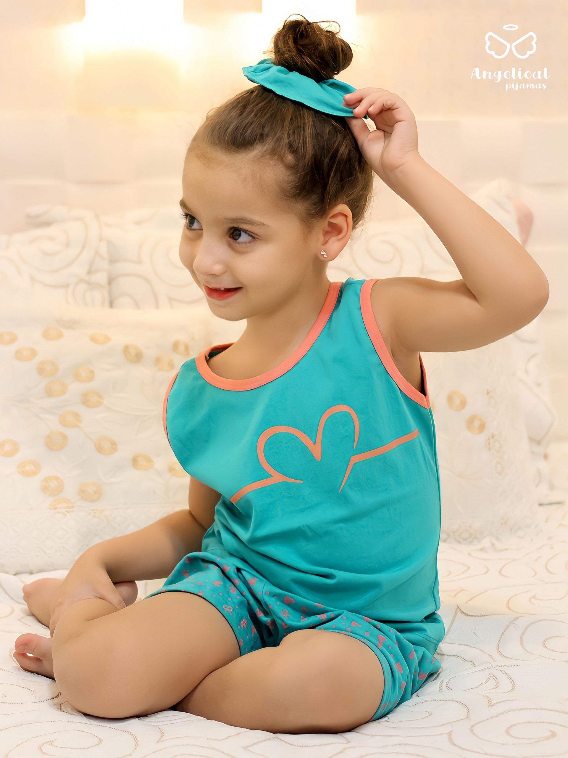 Short Doll Regata Infantil