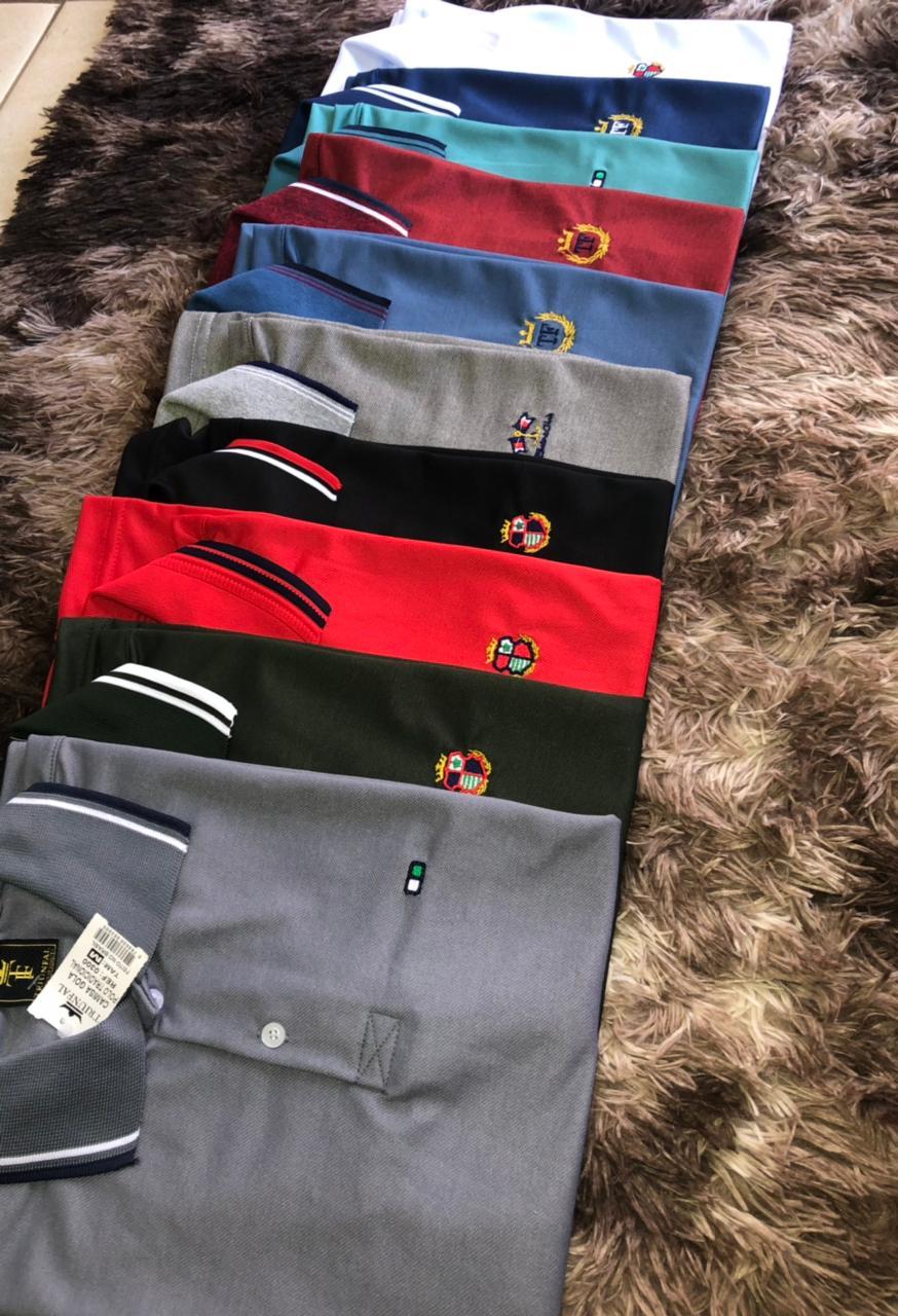 Camisas Golo Polo