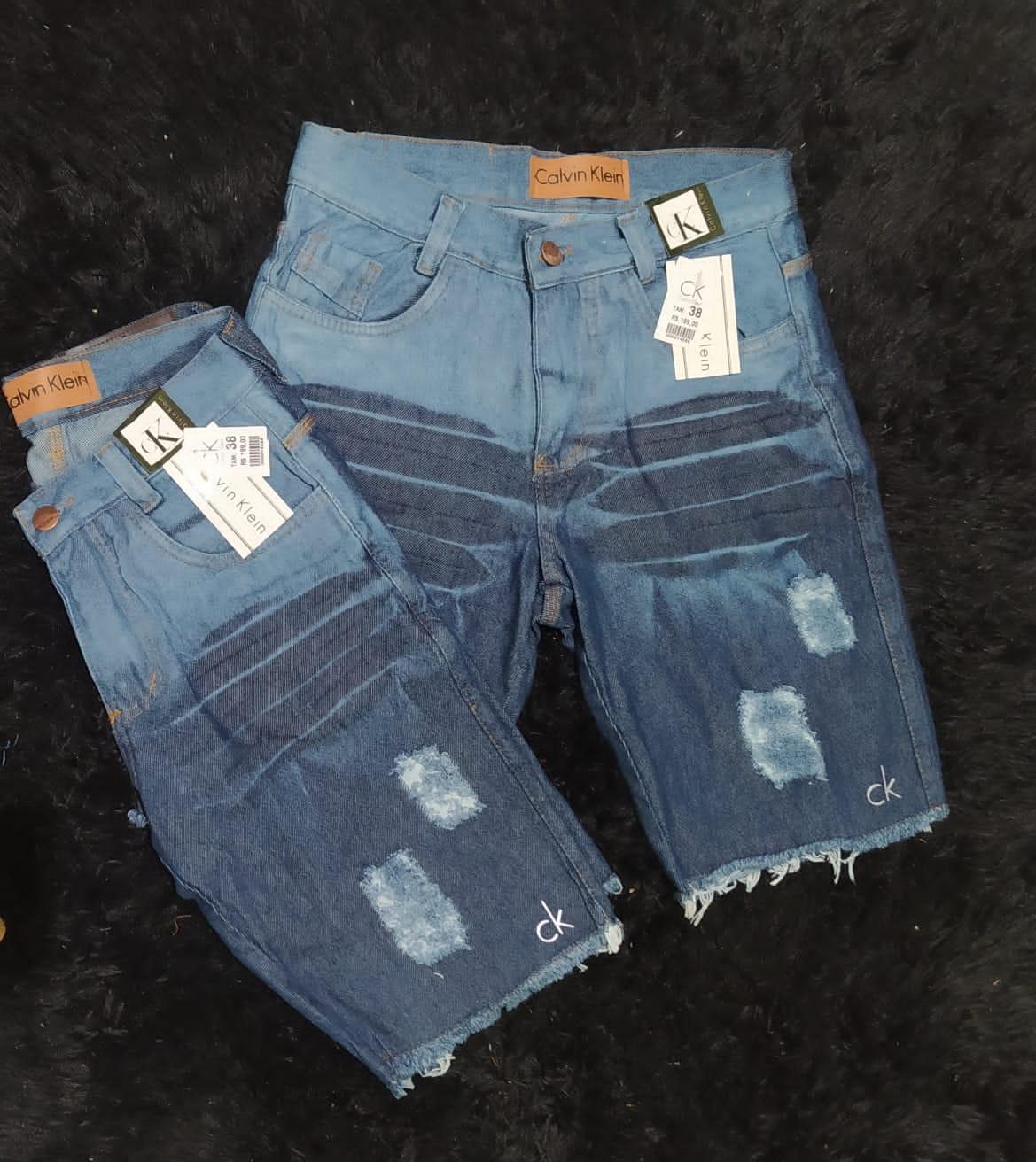 Bermudas jeans multimarcas