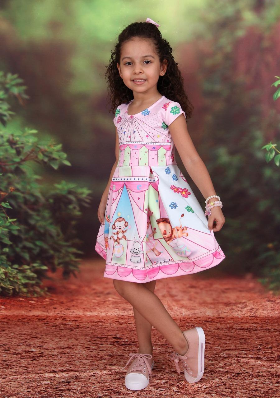 Vestido Infantil BioJonKids