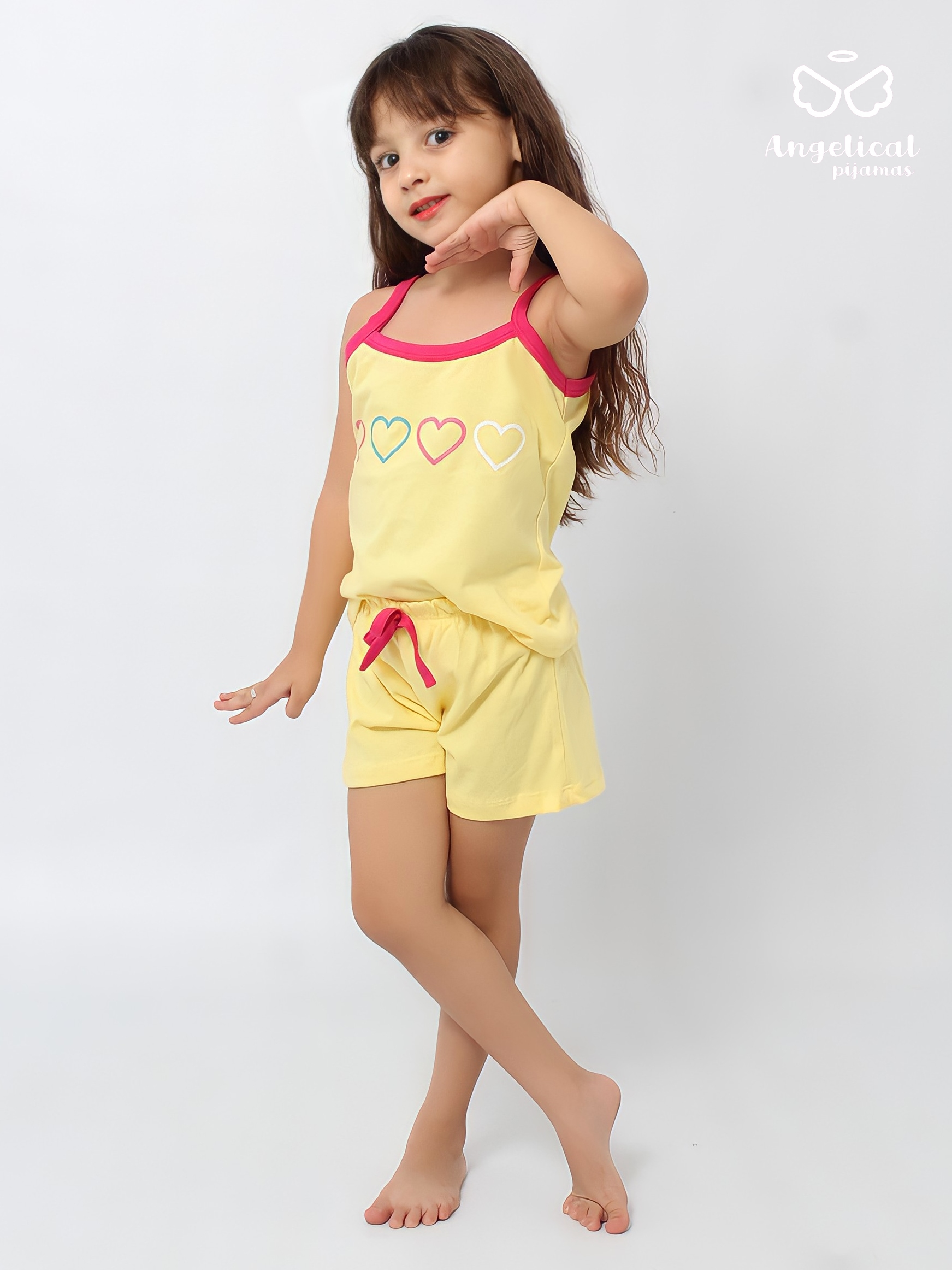 Short Doll Alça Infantil
